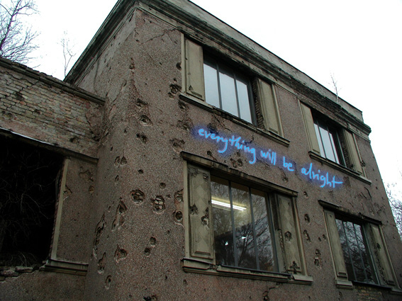 timokahlen_everythingwillbealright_2009 neon ruinederkuensteberlin.jpg (158645 Byte)